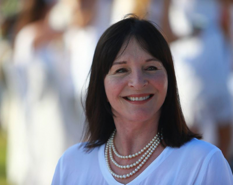 CEO of Miss World Julia Morley talks about her COVID-19 speculation