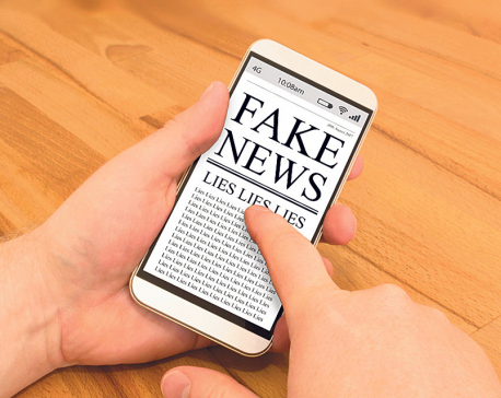 Here is how we can win war over fake news in Nepal