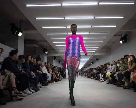 London Fashion Week: Organizers warn of 'Brexit' risks