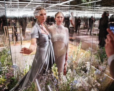 Fashion industry evolves, as virus forces a rethink