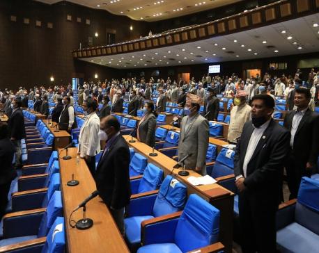 House of Representatives set to endorse constitution amendment bill today