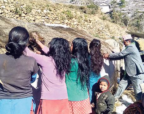 'Elderly people biggest hurdle to campaign against chhaupadi'