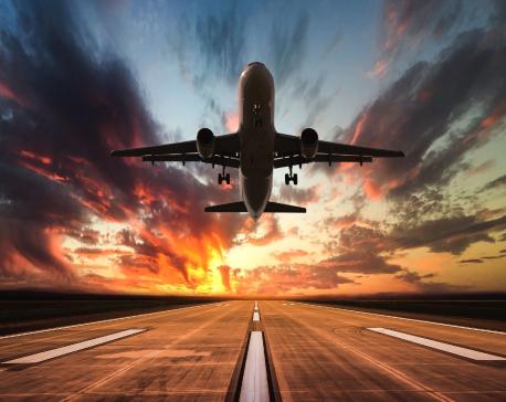 Flight in time of Corona