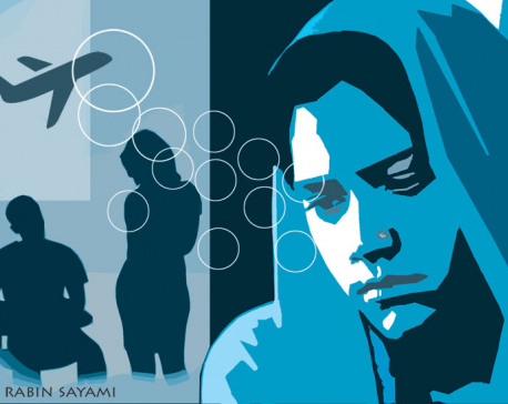 Lack of annual leave, disintegrating migrant worker families