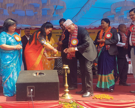 Food Expo kicks off  at Bhrikuti Mandap