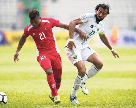 Nepal stunned by Pakistan in last minute in SAFF curtain raiser