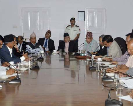 Parties agree to extend deadline for submitting report on local bodies