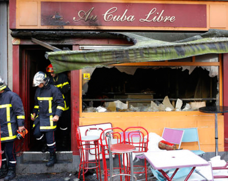 13 dead, 6 injured as fire hits bar in French city