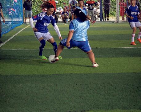 Futsal: A Growing Craze in Kathmandu
