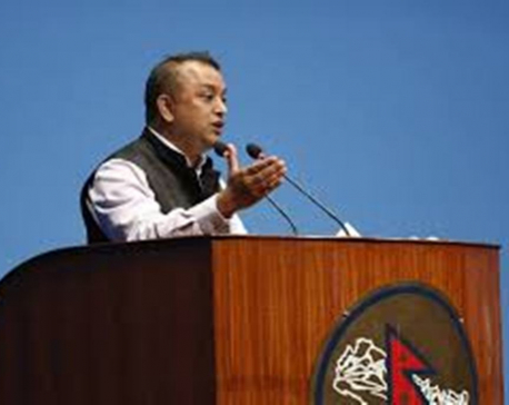 We strongly oppose working culture of ruling NCP: NC Leader Thapa