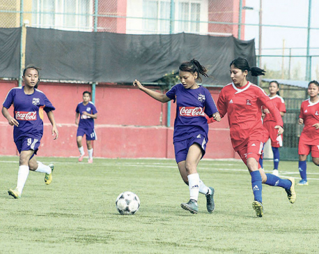 Gajurmukhi secures third place in Coca-Cola Cup