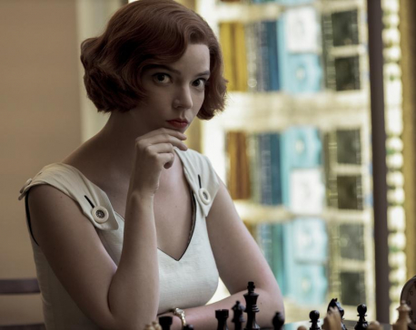 'The Queen's Gambit,' 'Ted Lasso' vie for Emmy nominations