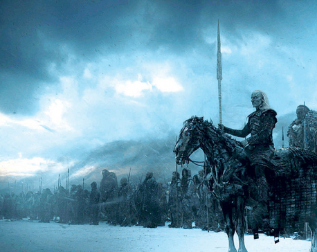 'Game of Thrones' breaks audience record with season finale
