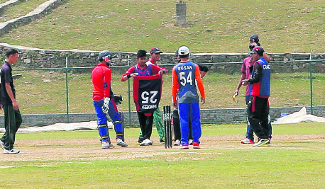 Cricket coach plans to groom young guns