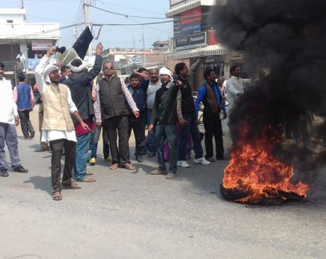 UDMF cadres clash with Police in their attempt to disrupt UML program