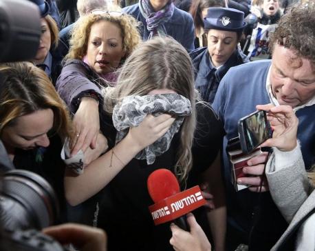 UK woman in Cyprus gang rape case gets suspended sentence