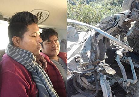 Bomb explosion injures five at Nuwakot