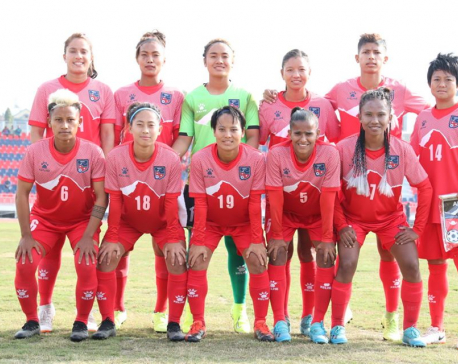 Nepal women beat Sri Lanka 1-0