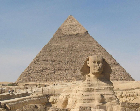 Blast from the past: Great pyramid 'Concentrator' of radio waves – Study