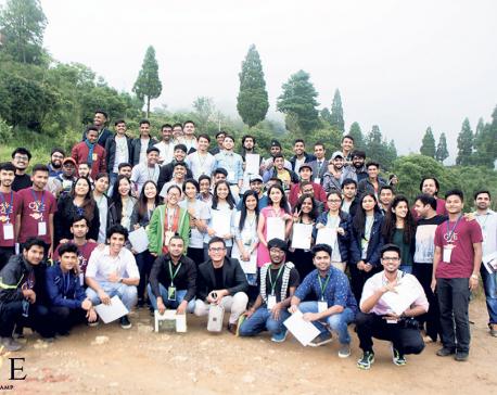 Global Entrepreneurship Bootcamp