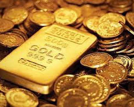 Gold becomes dearer by Rs 3,000 per tola
