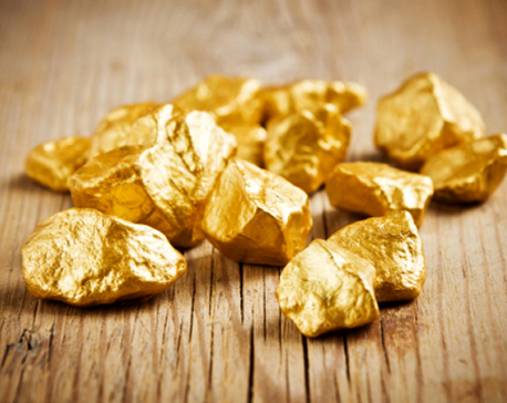 TIA staffer held with a half kg gold