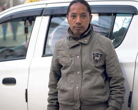 Souls of My City: Taxi dreams