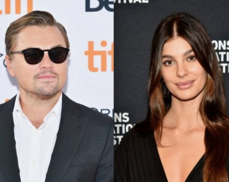 Leonardo DiCaprio's actress girlfriend Camila Morrone says she isn't fazed by 23-year age gap