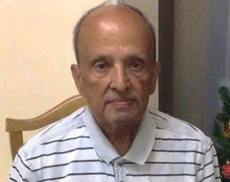Former TU VC Sharma passes away