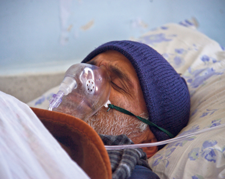 Dr Govinda KC admitted to Dadeldhura Hospital