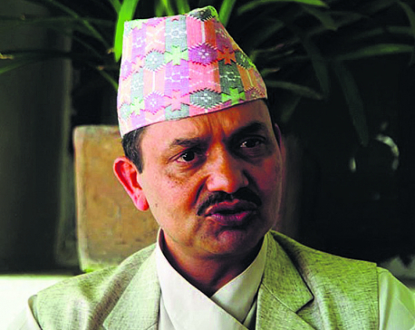 NRA Act inadequate for reconstruction task: CEO Pokharel