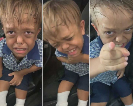 Viral video prompts outpouring for bullied Australian boy