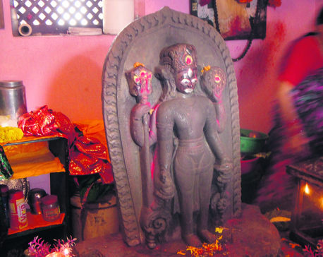Hadigaun-Maligaun area as potential Cultural tourism hub