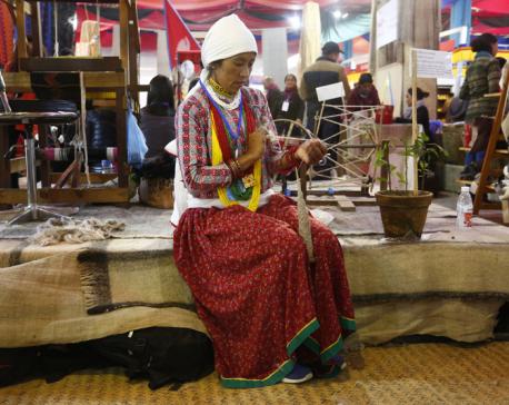 Handicraft fair sees transactions worth Rs 100 million