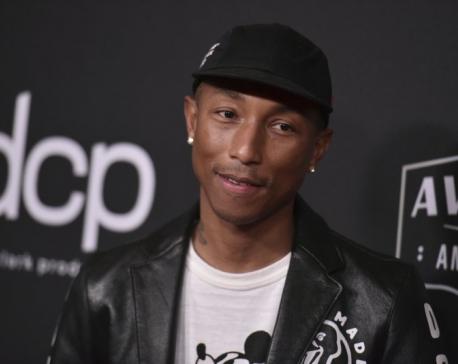 Pharrell Williams proposes Virginia Black Lives Matter art