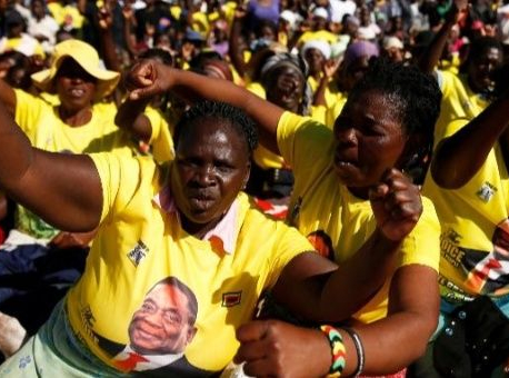 Zimbabwe: First post-Mugabe presidential elections due July 30