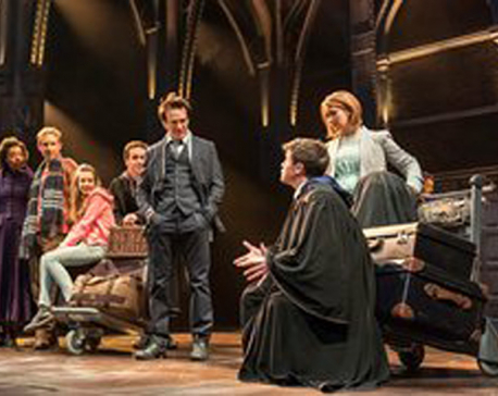 Harry Potter and the Cursed Child breaks Olivier nominations record