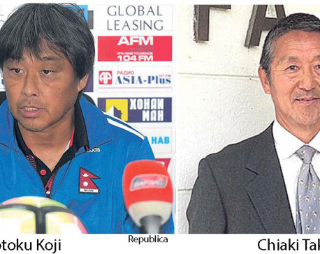 ANFA extends Koji's contract as Head Coach