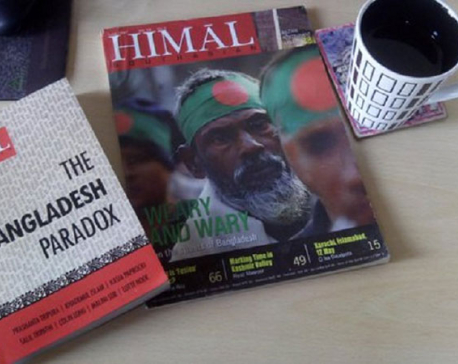 Confessions of a Himalistani