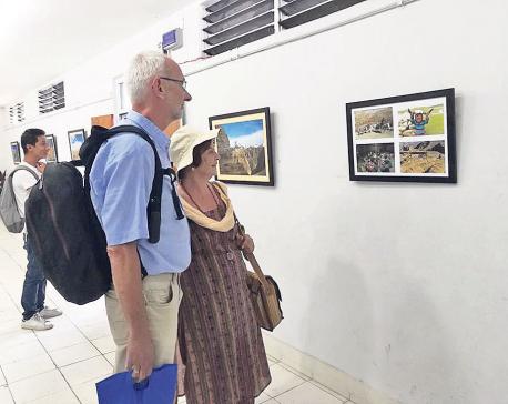 Himalayan photos in exhibition