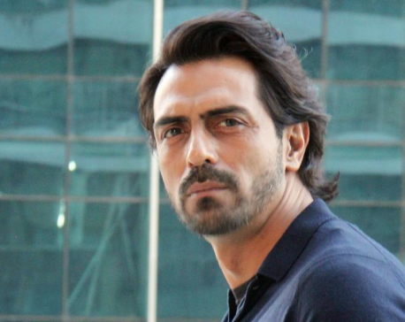 Arjun Rampal is spooked and excited for 'Anjaan' says it's gonna be one hell of a scary ride