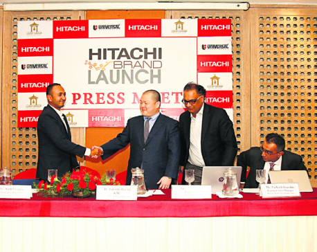 Hitachi products launched