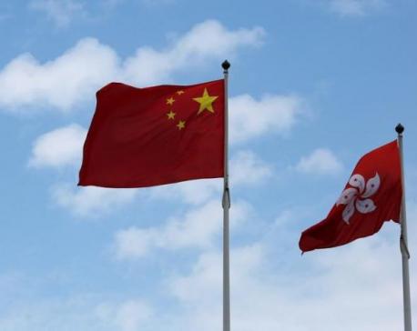 China says won't allow Hong Kong to be used as subversion base