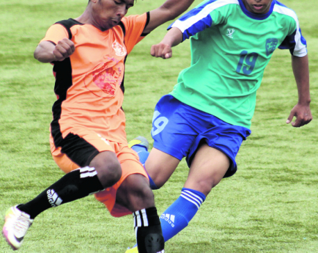 Himalayan Sherpa into U-18 quarterfinals