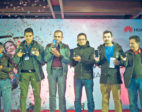 Huawei launching Nova 2i in Kathmandu on Sunday