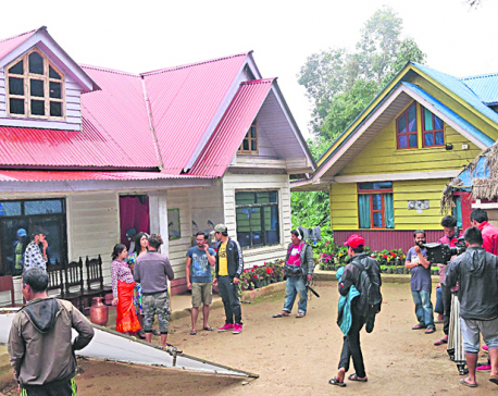 Ilam turning into film shooting hub
