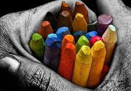 Colors from life
