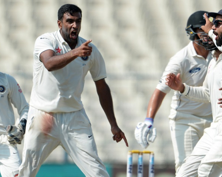 India win second New Zealand Test, clinch series
