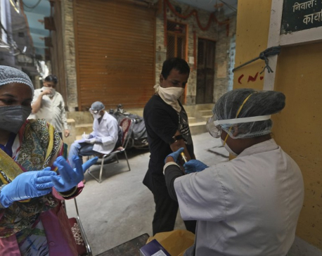 India hits 2 million coronavirus cases as deaths pass 41,000