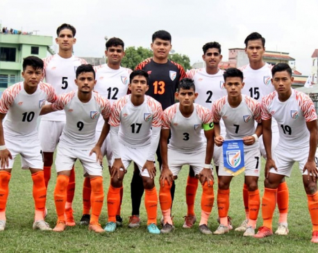 India thrashes Maldives 4-0; to face B'desh in SAFF U-18 finals